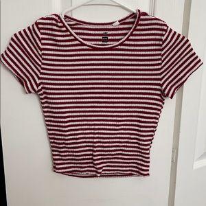 striped tshirt